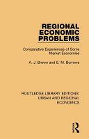 Regional Economic Problems