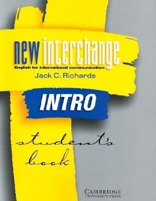 New Interchange Intro Student s Book