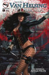 Van Helsing vs. Dracula: Issue #1 An Imperial Affliction