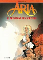 Aria - Tome 2 - La montagne aux sorcières