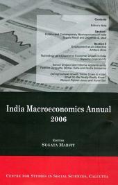 India Macroeconomics Annual 2006
