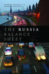 The Russia Balance Sheet