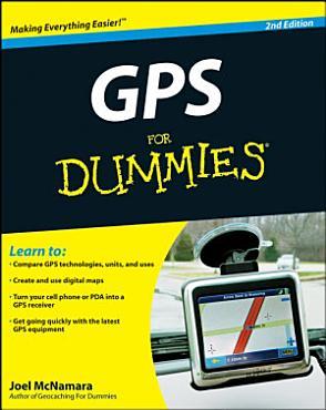 GPS For Dummies PDF