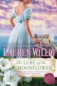 The Lure of the Moonflower Book