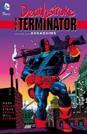 Deathstroke: The Terminator Vol. 1: Assassins