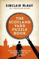 The Scotland Yard Puzzle Book