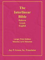 Larger Print Bible Il Volume 2 PDF