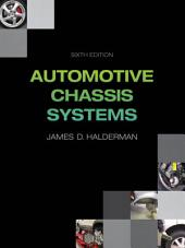 Automotive Chassis Systems: Edition 6