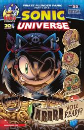 Sonic Universe #55