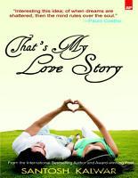 That s My Love Story PDF