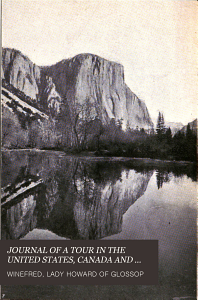 Journal of a Tour in the United States  Canada and Mexico PDF