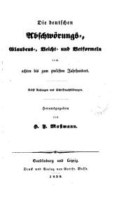 Bibliothek der gesammten deutschen national-literatur von der ältesten bis auf die neuere zeit: Teil 1,Bände 7-9