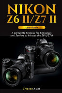 Nikon Z6 II Z7 II User Guide PDF