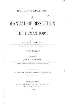 Holden s Anatomy
