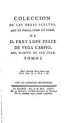 Laurel De Apolo, Con Otras Rimas ; La Selva Sin Amor. Egloga Pastoral ; Epistolas A Varias Personas ... Sonetas Varios: 1