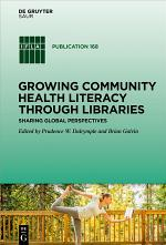 Growing Community Health Literacy through Libraries