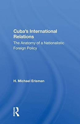Cuba s International Relations PDF