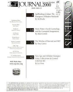 SCP Journal PDF