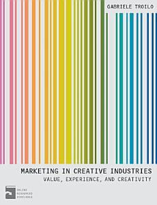 Marketing In Creative Industries PDF