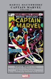 Captain Marvel: Marvel Masterworks Vol. 6