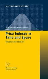 Price Indexes in Time and Space: Methods and Practice