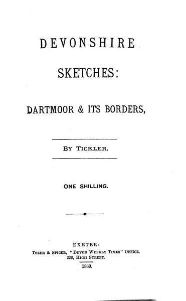 Devonshire sketches  by Tickler