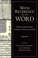 With Reverence for the Word PDF