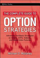 The Complete Guide to Option Strategies PDF