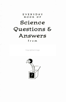 Everyday Book of Science Questions   Answers from the New York Times PDF