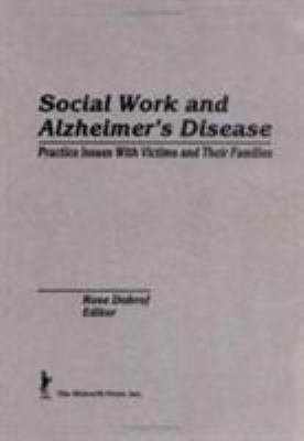 Social Work and Alzheimer s Disease PDF