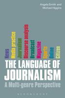 The Language of Journalism PDF