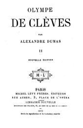 Olympe de Clèves: Volume2