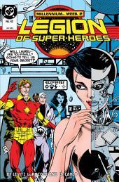 Legion of Super-Heroes (1984-) #42