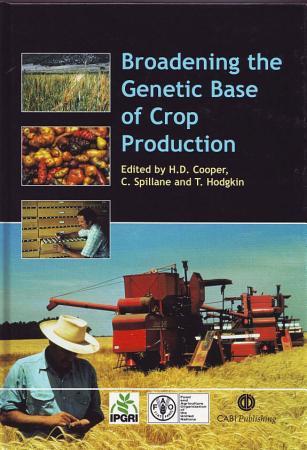 Broadening the Genetic Base of Crop Production PDF