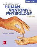 Laboratory Manual for Human Anatomy   Physiology Main Version