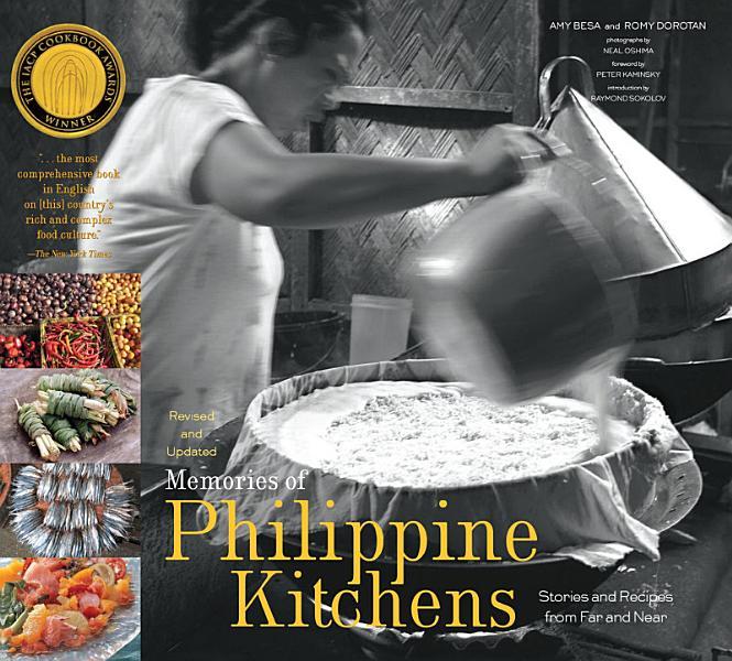 Download Memories of Philippine Kitchens Book