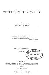 Treherne's Temptation: Volume 2