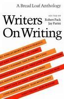 Writers on Writing PDF
