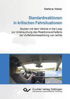 Standardreaktionen in kritischen Fahrsituationen PDF