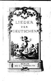 Lieder der Deutschen