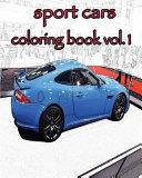 Sport Cars : Coloring Book VoL. 1