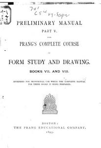 Teacher s Manual  Pt  1   for Prang s Complete Course in Form study and Drawing  Books 1  PDF