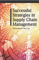 Successful Strategies in Supply Chain Management PDF