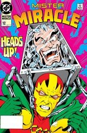 Mister Miracle (1988-) #12