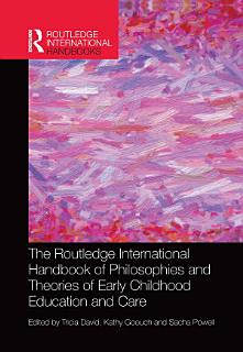 The Routledge International Handbook of Philosophies and Theories of Early Childhood Education and Care Book