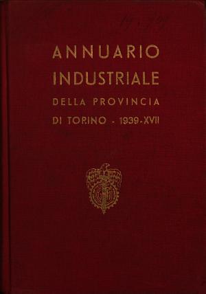 Annuario industriale della provincia di Torino PDF