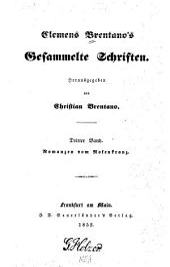 Gesammelte Schriften: Band 3