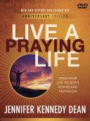 Live a Praying Life Dvd Leader Kit Book