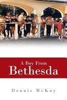 A Boy From Bethesda PDF
