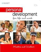 Personal Development for Life and Work PDF